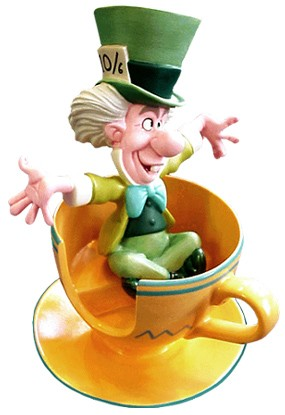 WDCC Disney ClassicsAlice In Wonderland Mad Hatter A Mad Whirl