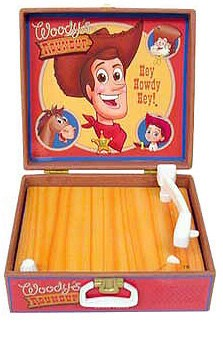 WDCC Disney Classics Toy Story 2 Record Player Base