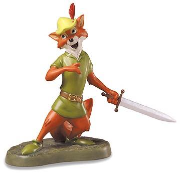 WDCC Disney ClassicsRobin Hood Romantic Rogue
