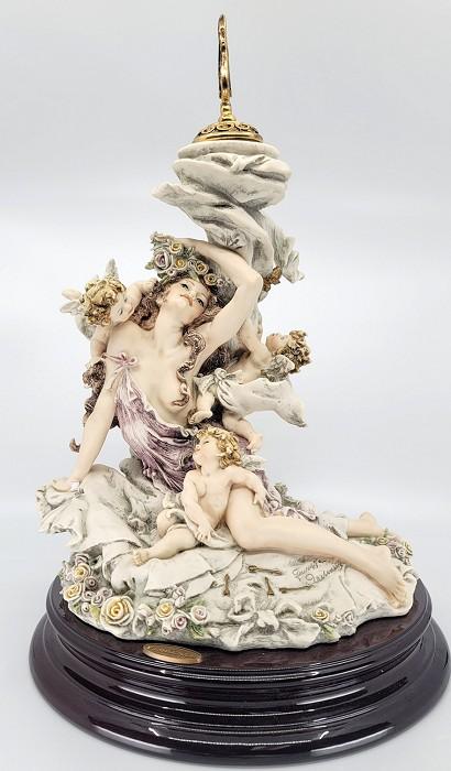 Giuseppe ArmaniGirl With Cherubs Table Centerpiece