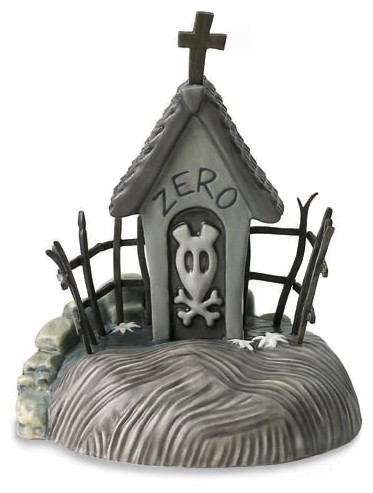 WDCC Disney Classics The Nightmare Before Christmas Zero's Dog House