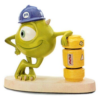WDCC Disney ClassicsMonsters Inc Mike Its Been Fun