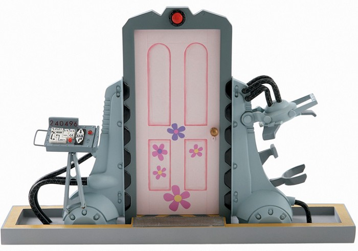 Wdcc Door Station Boo S Door Station 1227462 From The Monsters Inc Walt Disney Classics Collection