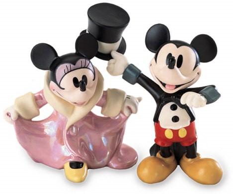 WDCC Disney ClassicsMickeys Gala Premier Mickey And Minnie Mouse
