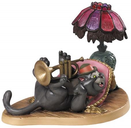 WDCC Disney ClassicsThe Aristocats Scat Cat Cool Cat