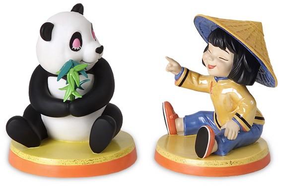 WDCC Disney ClassicsIt's A Small World China Ni Hau Hello