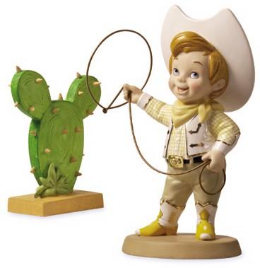 WDCC Disney ClassicsIt's A Small World U.s.a. Howdy Partner