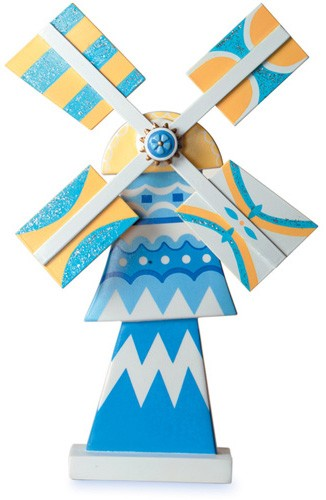 WDCC Disney ClassicsIt's A Small World Holland Windmill