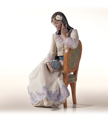 Lladro Reflections of Beauty 2002-10 Porcelain Figurine