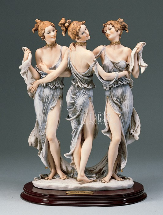 Giuseppe Armani Three Graces - Ltd. Ed. 3000