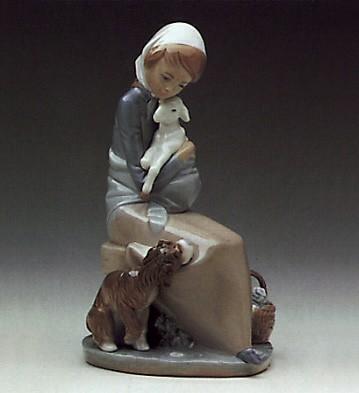 LladroDevotion 1974-90Porcelain Figurine