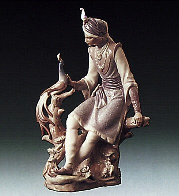 Lladro Arabian Knight 1974-79