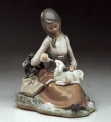 LladroLittle Bo Peep 1974-85Porcelain Figurine