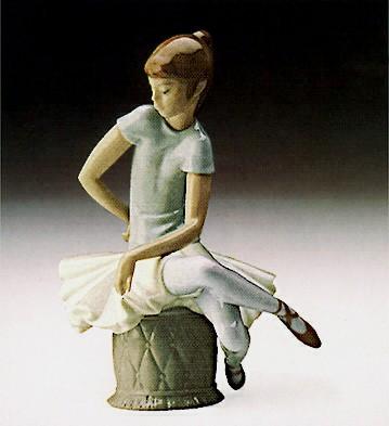 LladroBallet Blue - Julia 1978-93Porcelain Figurine