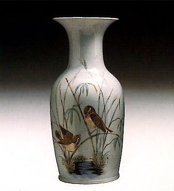 LladroPekin Vase 1978-91Porcelain Figurine