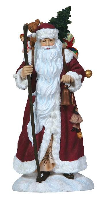 PipkaBulgarian Santa