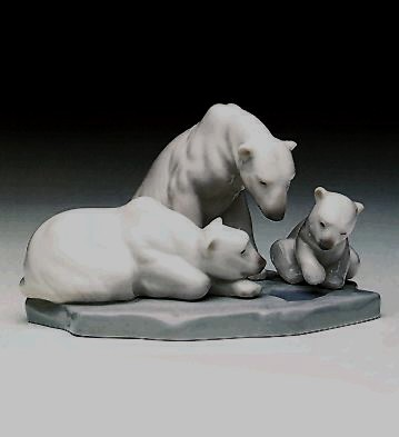 Lladro Bearly Love 1983-99
