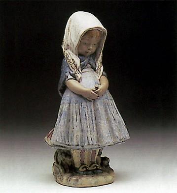 LladroMissy 1976-85Porcelain Figurine