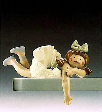 LladroForgotten 1986-91Porcelain Figurine