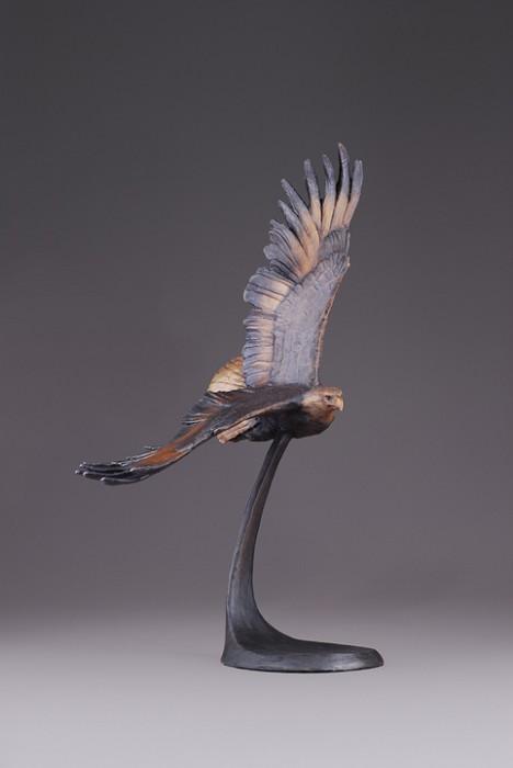 Mark HopkinsWings of Freedom (Classic Patina)Bronze Sculpture