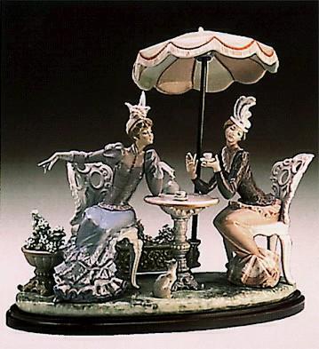 LladroCafé De Paris 1987-95Porcelain Figurine