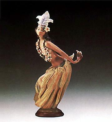 LladroMalia 1987-89Porcelain Figurine