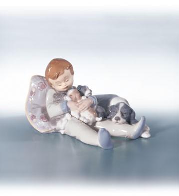 LladroSweet DreamsPorcelain Figurine