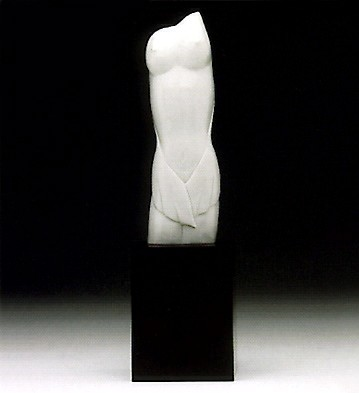LladroRevelation White 1993-95Porcelain Figurine