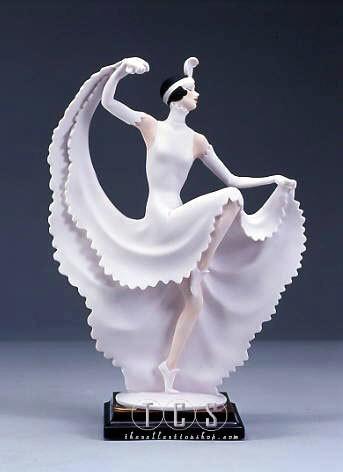 Giuseppe ArmaniThe Swirling Skirt  So Ret 04