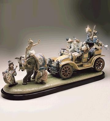 LladroCircus Parade 1989-98Porcelain Figurine