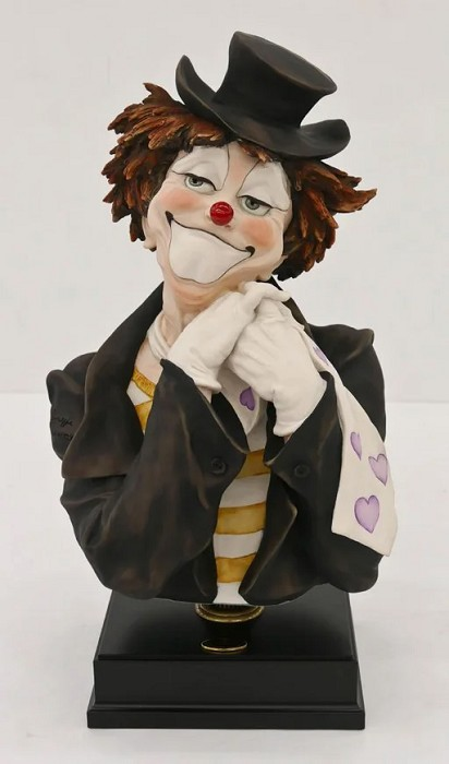 Giuseppe Armani Clown In Love - Ltd. Ed. 3000