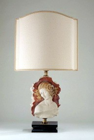 Giuseppe Armani Leda Lamp After Leonardo