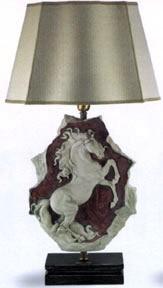Giuseppe ArmaniLeonardo Horse Lamp