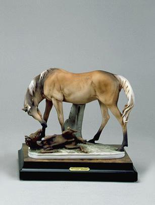 Giuseppe ArmaniMare And Foal