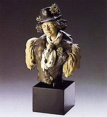 Lladro Goyescas Boy At Fair 1988-93