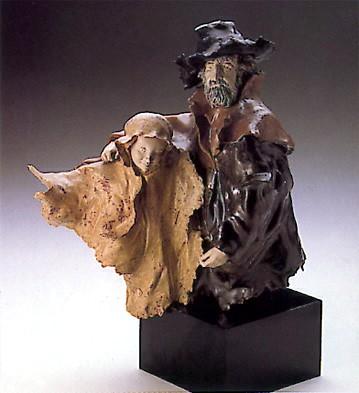 LladroExodusGoyesca Porcelain Figurine