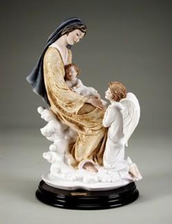 Giuseppe ArmaniMadonna And Child With Angel