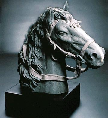 LladroCHAMPIONGoyesca Porcelain Figurine