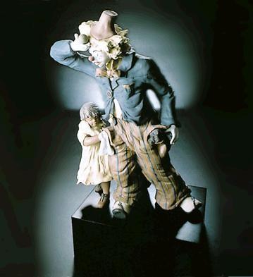LladroBaggy PantsGoyesca Porcelain Figurine