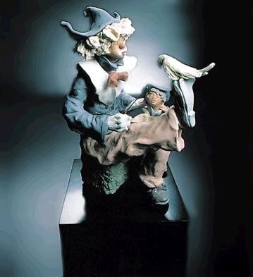 LladroCIRCUS SHOWGoyesca Porcelain Figurine