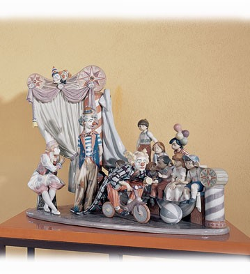 Lladro Circus Time Le2500 1992