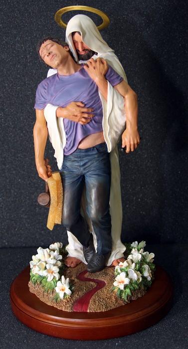 Thomas Blackshear IIForgiven Sculpture Artist Proof (Original Design)