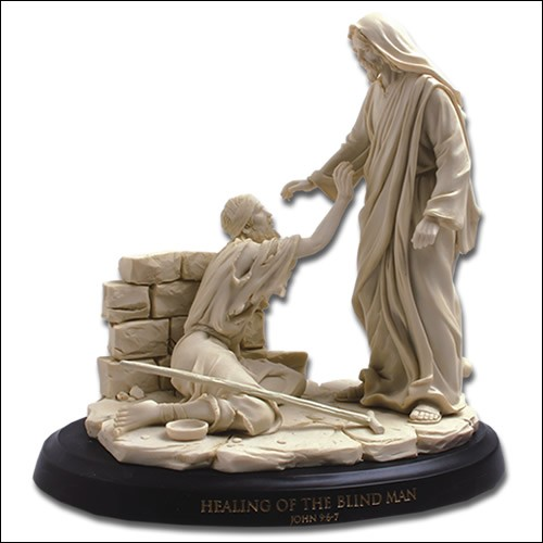 Master Peace CollectionHealing Of The Blind Man