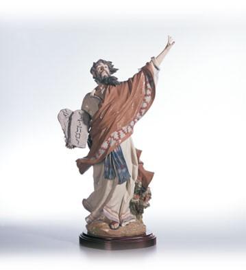 LladroMoses And The Ten Commandments Le1200 1996