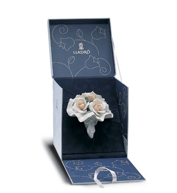 Lladro Bridal Bouquet le2000 1999-01