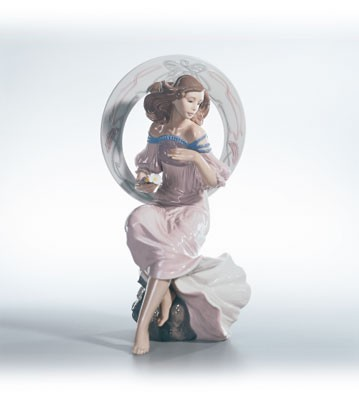 Lladro Poetry Le2000 2000-02
