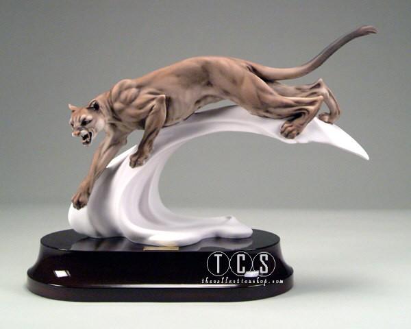 Giuseppe ArmaniMountain Lion - Ltd. Ed. 950