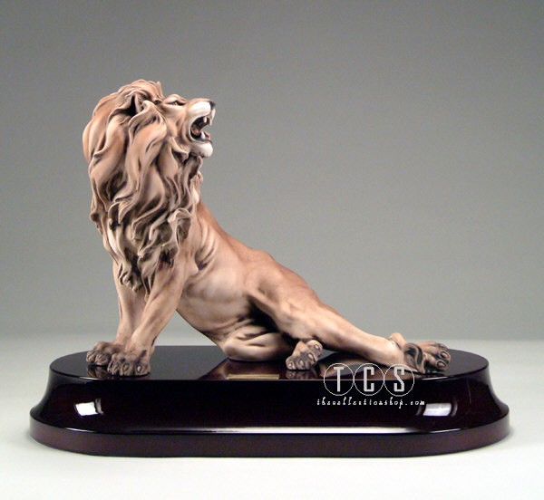 Giuseppe ArmaniLion's Roar - Ltd. Ed. 950