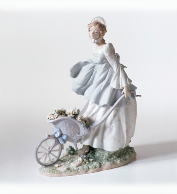 Lladro Breezes Of The Heart