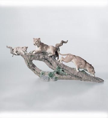 LladroSpirit Of Shambla Le1000 2003Porcelain Figurine